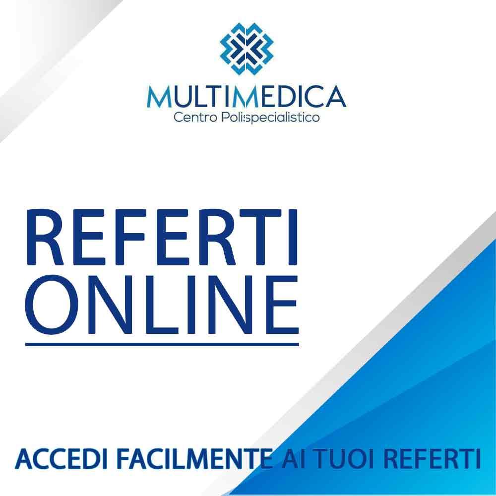 Referti online