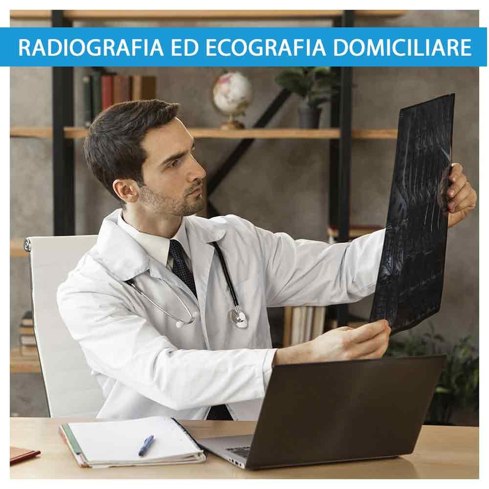 Radiografia ed ecografia domiciliare